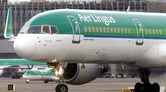 Sự việc xảy ra trên chuyến bay của hãng Aer Lingus, Ireland. Ảnh: RT