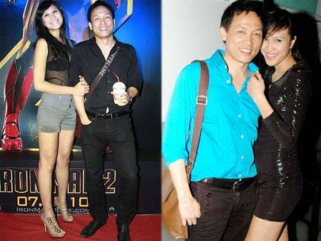 Hạnh phúc bên nhau được hơn một năm thì Phương Mai và Ngô Quang Hải chia tay nhau