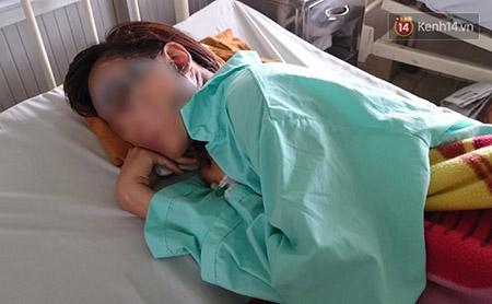 H. đang điều trị tại Bệnh viện Chợ Rẫy (Q.5, TPHCM), hiện thị lực mắt phải là 50%, mắt trái tạm thời sưng híp không quan sát được gì.