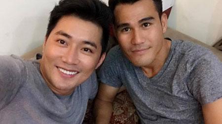 Khôi Trần là bạn thân của vợ chồng Phan Thanh Bình - Thảo Trang.