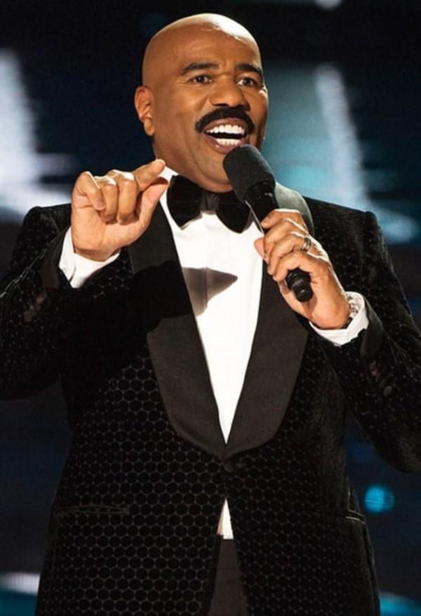 Giám đốc nội dung Miss Universe khẳng định vẫn muốn Steve Harvey (trong ảnh) sẽ đảm nhiệm vai trò MC cho Hoa hậu Hoàn vũ năm tới - Ảnh: AFP