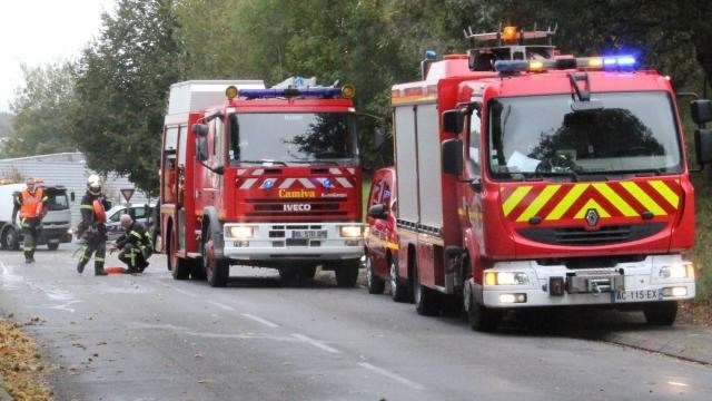 Lực lượng cứu hỏa có mặt tại hiện trường. Nguồn: APA