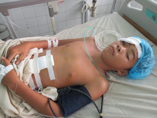 Sức khỏe của Nam đã ổn định sau ca phẫu thuật