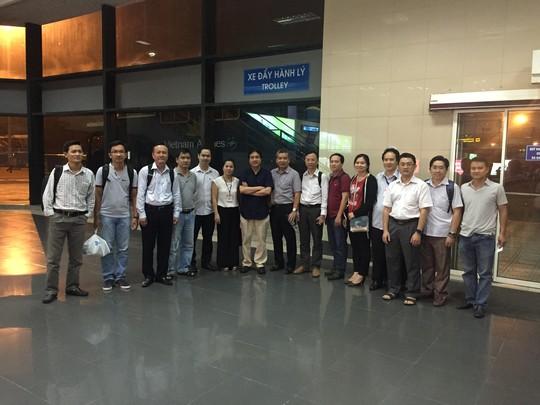 Những hình ảnh lần đầu công bố về ca ghép tạng xuyên Việt - 16