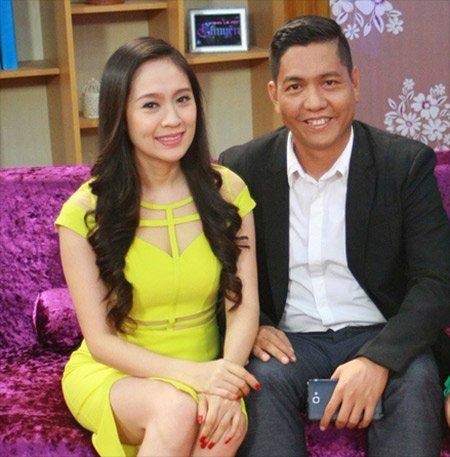 Thanh Thúy và Đức Thịnh - đôi đũa lệch hạnh phúc của showbiz Việt.