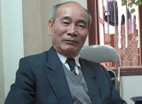 Nhà nghiên cứu tâm lý Nguyễn An Chất