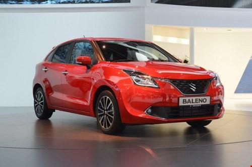 Suzuki Baleno mới cũng nằm trong danh sách 10 mẫu xe bán chạy nhất thị trường Ấn Độ tháng 11.