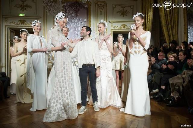 Alexis Mabille - cái tên lớn trong làng thời trang