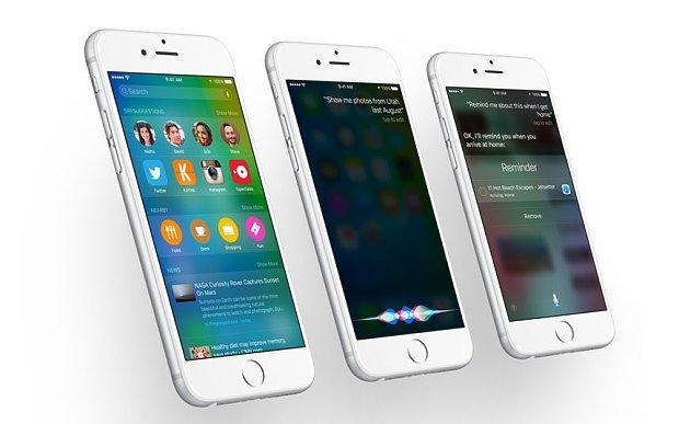 iOS 9, cập nhật, các bước, thiết bị, tương thích, kiểm tra, cài đặt