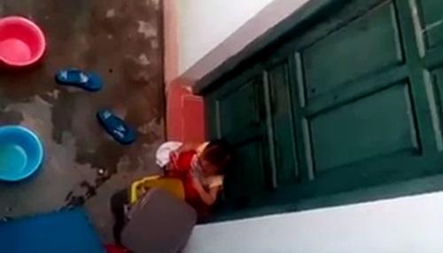 trẻ em, nhặt rác, Lạng Sơn, phẫn nộ, 2 tuổi