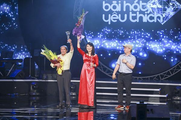 Ca khúc nhận giải thưởng Bài hát yêu thích nhất tháng 8 chính là Thời hoa đỏ của nhạc sĩ Nguyễn Đình Bảng, được thể hiện bởi chính giọng ca đã thành công đặc biệt với ca khúc này, chính là NSƯT Thái Bảo.