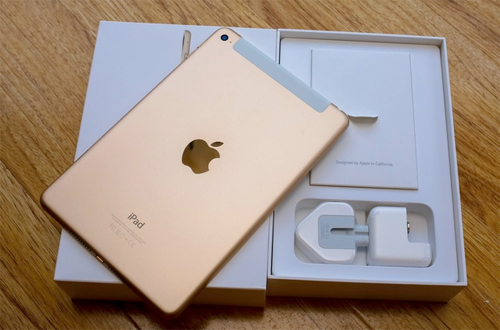 iPad Mini 4 chưa tạo được cơn sốt như những model tiền nhiệm.