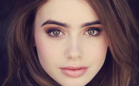 Lily Collins…