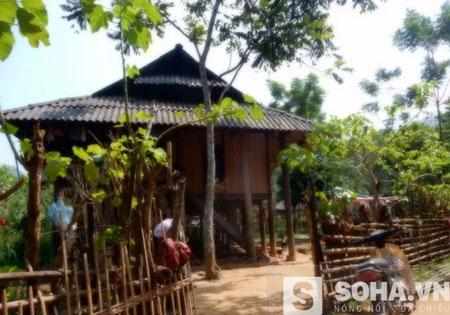 Ở địa phương, hoàn cảnh gia đình nạn nhân Lang Văn Nhàn thuộc trường hợp khó khăn.