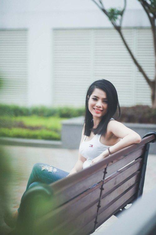 Kiều Thanh tự nhận mình là người phụ nữ của gia đình, rất đàn bà
