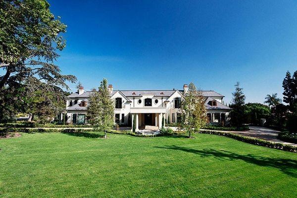 Một biệt thự của đại gia Trung Quốc mua cho bạn gái ở khu Arcadia.