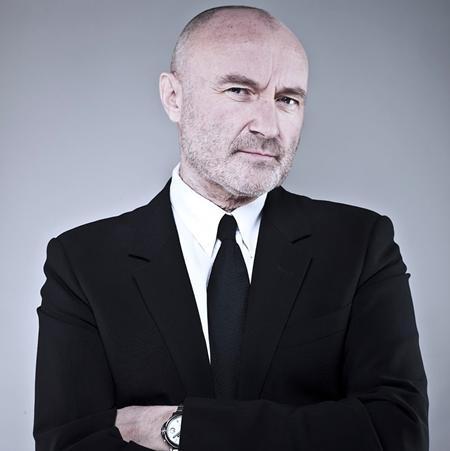 …là con gái của tay trống nổi tiếng Phil Collins