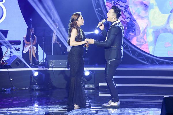 Phần biểu diễn Trong giấc mơ đêm qua  của Lê Việt Anh và Bảo Trâm thể hiện được sự phối hợp chặt chẽ, và bè phối ấn tượng để tạo nên một bản Pop chạm đến trái tim khán giả.
