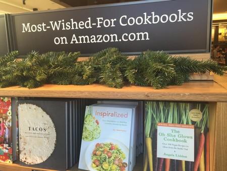 Những cuốn sách được người dùng yêu thích nhất trên Amazon.com cũng có một gian trưng bày riêng