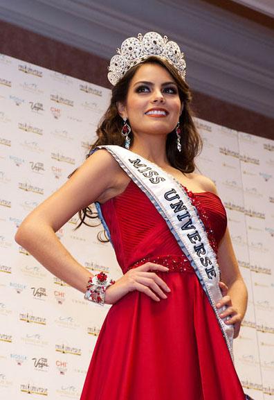 Hoa hậu Hoàn vũ 2010 - người đẹp Ximena Navarrete