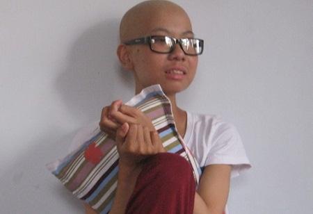 Những ngày căn bệnh ung thư máu hành hạ