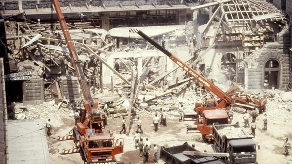 Ảnh 8: Hiện trường vụ thảm sát ga Boglona