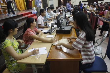 Nhiều trường ĐH, CĐ đã phải thông báo xét tuyển đợt 3 vì chưa đủ chỉ tiêu.