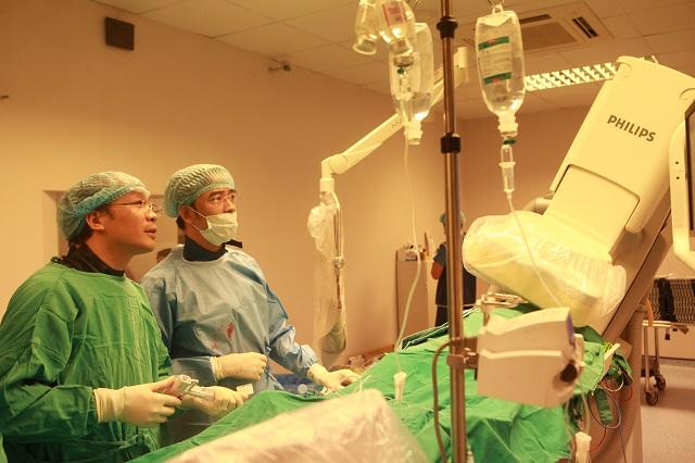 Hội nghị Tim mạch can thiệp Toàn quốc lần thứ IV - 2015 sẽ quy tụ hơn 3.000 chuyên gia tim mạch đầu ngành trong nước và quốc tế