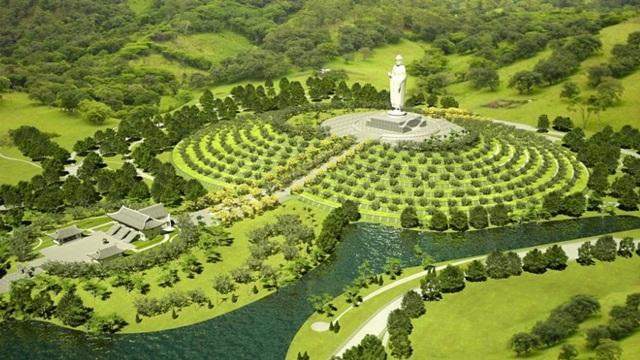 Thị xã Vĩnh Châu (Sóc Trăng) - nơi được đề xuất xây dựng tượng Quan Công. Ảnh minh họa