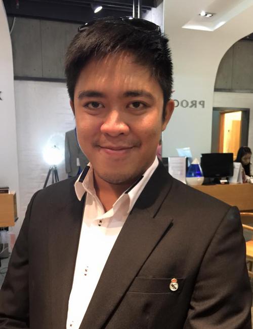 Anh Nguyễn Thanh Bình, tác giả bảng nội quy dành cho vợ.