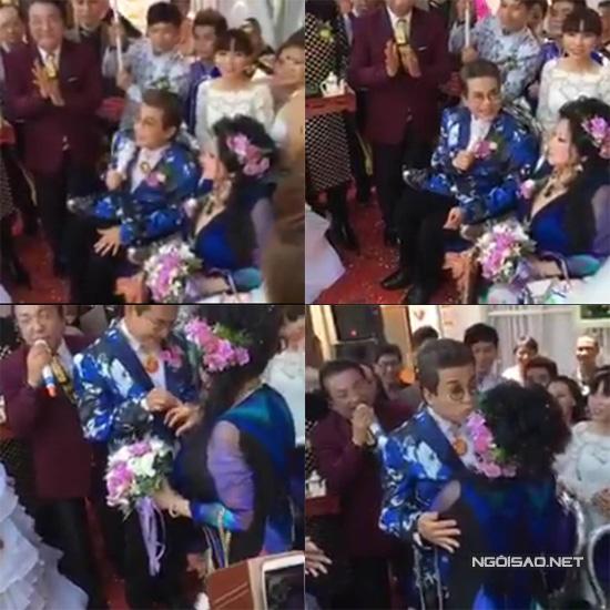 Hình ảnh đám cưới trưa hôm qua của Thanh Bạch - Thúy Nga