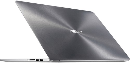 Chiếc Zenbook của Asus.