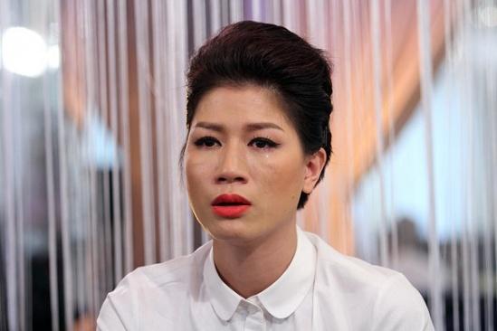 Trang Trần được coi là người mẫu cá tính của showbiz