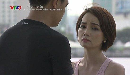 Cảnh trong phim Những ngọn nến trong đêm 2.