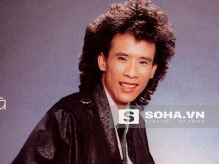 Ca sĩ Tuấn Vũ thời trẻ
