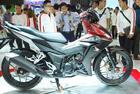Phân khúc xe côn tay mới mẻ ở Việt Nam đang được các doanh nghiệp hướng tới.