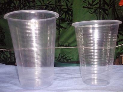 Cốc nhựa dùng một lần có thể gây ung thư