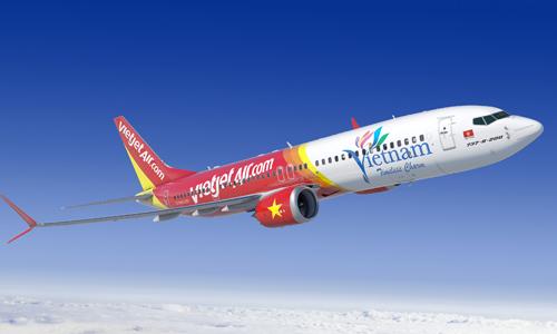 Dòng Boeing 737 Max 200 mà Vietjet dự kiến mua của Boeing.
