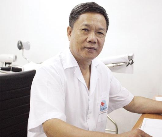 Bác sĩ Trần Văn Hùng