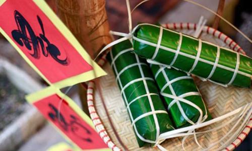 Những sản phẩm truyền thống luôn được tiêu thụ mạnh dịp Tết.