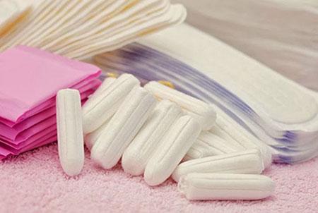 Băng vệ sinh chứa chất dioxin cực nguy hiểm cho chị em phụ nữ (ảnh minh họa)