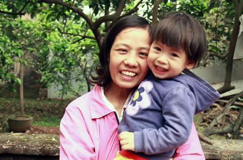 Chị Nguyễn Thị Yên đã từ bỏ điều trị ung thư để sinh con và trở thành tấm gương về tình mẫu tử bao la.