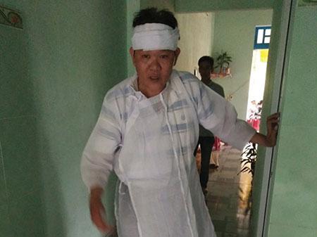 Ông Nguyễn Văn Nhựt, chồng bà Sơn