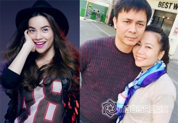 Scandal giật chồng của Hà Hồ đang là đề tài nóng của showbiz Việt