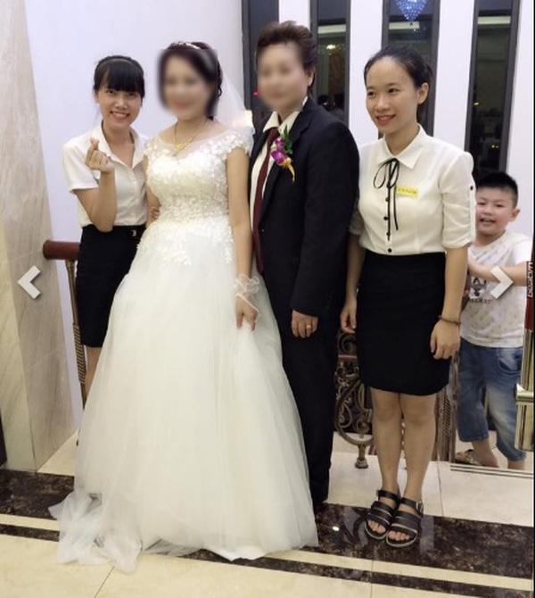 Cặp đôi U50 P.P và T.N đã có một đám cưới đáng nhớ bên gia đình và người thân.