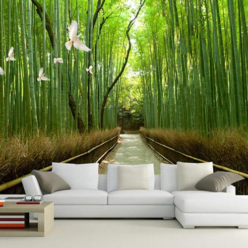Ai cũng thích được sống giữa thiên nhiên, nhìn thấy màu xanh của cây cỏ nhưng điều này không dễ với những người ở thành phố.