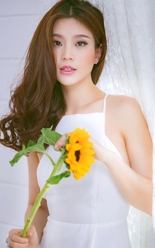 Á hậu Diễm Trang