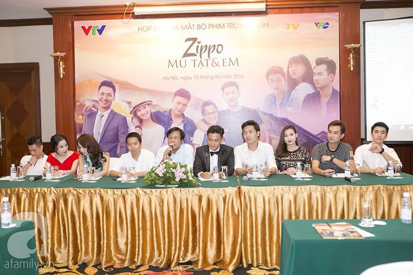 Tiếp nối thành công với những bộ phim Việt trong năm 2015 như Hôn nhân trong ngõ hẹp, Khúc hát mặt trời, Khép mắt chờ ngày mai, bước sang năm mới 2016, Trung tâm sản xuất phim truyền hình Việt Nam, Đài THVN (VFC) tiếp tục đem đến cho khán giả thêm nhiều tác phẩm chất lượng và đặc sắc.Trong đó, bộ phim  Zippo, Mù Tạt và Em  dự kiến dài 32 tập và phát sóng vào tháng 30/6/2016 đang được kỳ vọng sẽ sẽ làm nóng màn ảnh nhỏ.