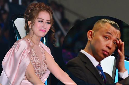 Khánh Thi bật khóc chia sẻ cảm xúc với Chí Anh sau 7 năm chia tay.
