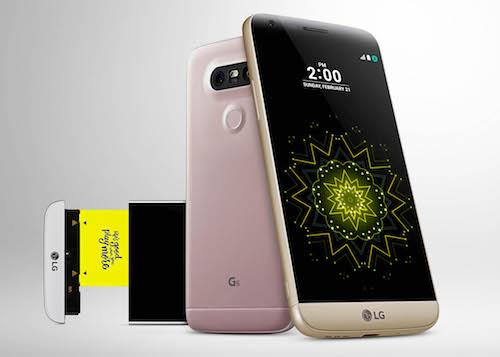 LG G5 sở hữu thiết kế độc đáo bậc nhất làng di động thế giới hiện nay.